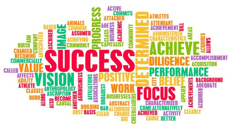 success-word-cloud